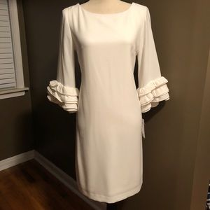 NWT- Bell Sleeved Dress